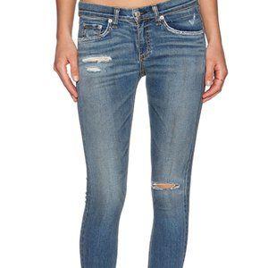 Skinny Destroyed Jean